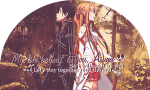 SAO by SweetBlackCherry6