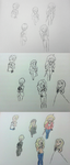 Emma Swan Doddles by ColourKuria-Chan