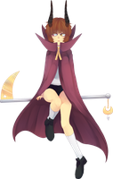 Capes are Fancy by iKizuna