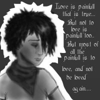 Love is painful by XxMortanixX