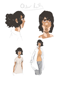 Older Ruth Ref by nyich-comics