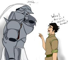 Bolin, meet Alphonse by OpheliasCastle