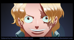 One Piece Chapter 744 - Sabo by PhoenixRoy