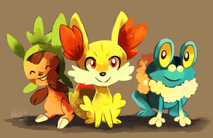 Kalos! by CuteSkitty