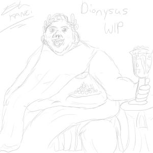 Dionysus (Work in Progress)
