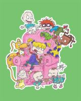 Rugrats by Cola-Addicted