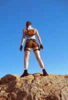 Lara Croft- adventures by Anastasya01
