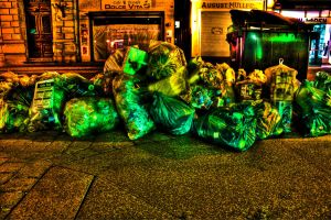 waste HDR by thomasvillhauer