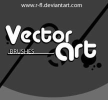 Vector Art Brush by r-fl