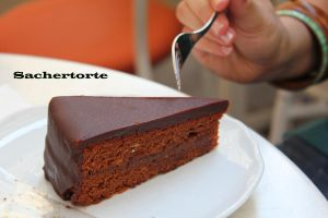 Sachertorte by Visjel