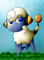 PKMNation - Commission - Persephone (pt 1) by gaper4
