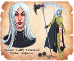 Mother Superior Redux by ultema
