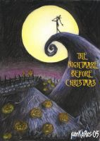 Nightmare before Christmas by JuanKarlos