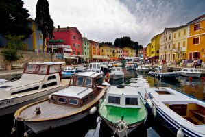 Colors on the water by MarcoFiorentini