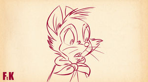 Adobe Animate - Mrs Brisby by FluttershytheKind