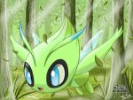 Celebi magic forestpokemon art academy by tatanRG