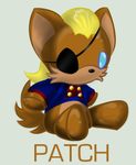 Plushie Collection: Patch by Omnicenos