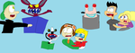 Real Monsters scaring Sid and etc by TXToonGuy1037