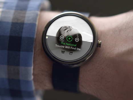 musicjet Android Wear by kEEwlajz
