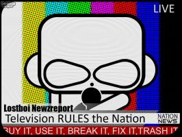 Televison RULES the nation by lostland