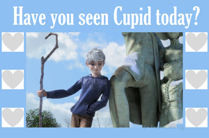Rise of the Valentines: Have you seen Cupid? by FrozenClaws