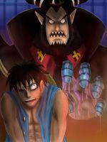 Impel Down by Gbtz007