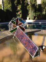 Stained Glass Kaleidoscope by dbayne