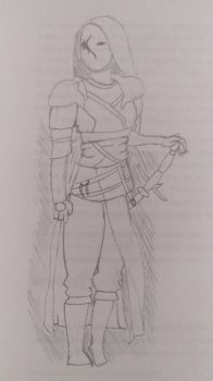 Proportions practice (Warrior) by X-K-OS