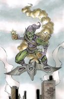 Green Goblin by Frisbeegod