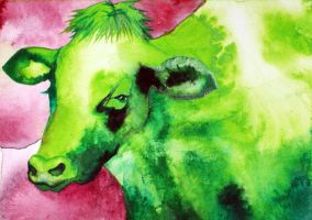 Cow Chicka Wow Wow by Lialun