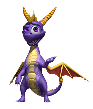 Spyro Stand Test by FaithSDK