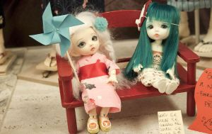 Tersy and Clio idc 2014 by saskha