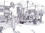 Gta 5 Trevor Philips by BigDadyBear