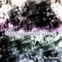 Photoshop Brushes by Snowiee