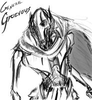 General Grievous by OmnisBlade