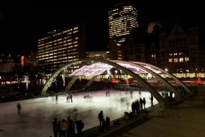 Nathan-Philips Square by Krash-Test