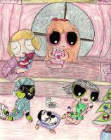 PPG: A Feeling Like Home by AlicornMoonstar