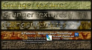 Grunger Pawluk Patterns by ipawluk