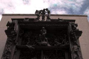 HDR Hell's door by centopeia