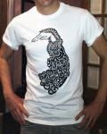 Doodle Sleeve Tee by Mr-Crease