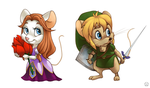 TLOZ Mice version by Thelovewalker