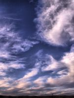 The Clouds by PaulEnsane