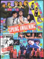 Spring Awakening Collage by Mayamori
