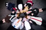 Dangan Ronpa: Hope and Despair. by WitchOfHeartCosplay