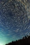 Sweden - Startrails by CID228