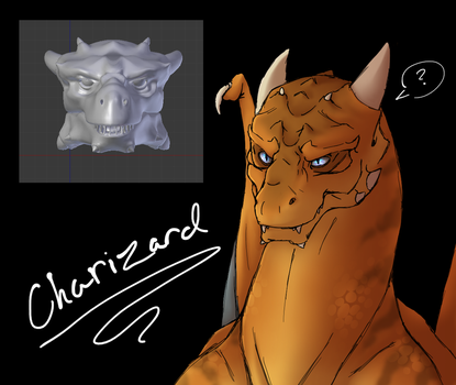 Charizard by ProxyComics