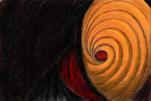 Naruto: Obito by mrcharliepie