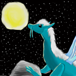 Jaela and the Moonlit Sky by DragonMaster626