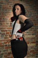 Tifa Lockheart by DucklingisaSwan