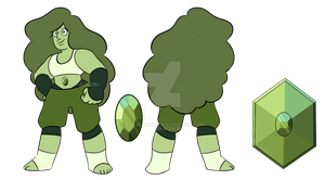 Titanite GEMSONA by YukaOnuki143